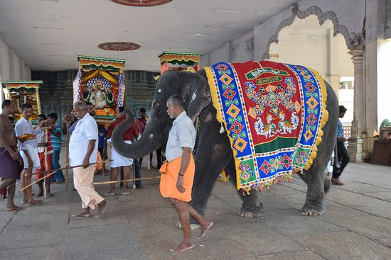 Amritaghateswarar-Abirami Temple