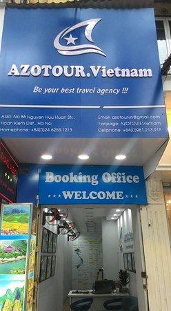 Azotour.Vietnam