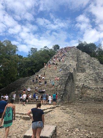 Cobá, Tulum, cueva de Hilarios y Playa Paraíso desde Playa del Carmen: Coba