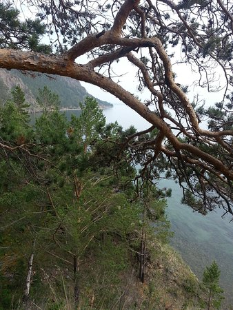 Lago Baikal, Rusia: Байкальская тропа