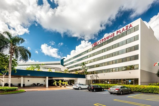 Crowne Plaza Miami Airport Hotel