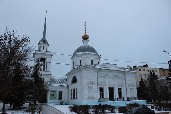 Church of the Resurrection of Three Confessors: Церковь Воскресения Христова Трех Исповедников