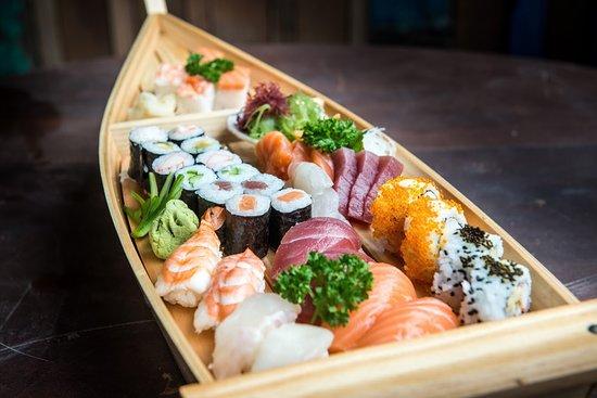 Sushi Boat😍