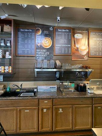 Everest Tea & coffee