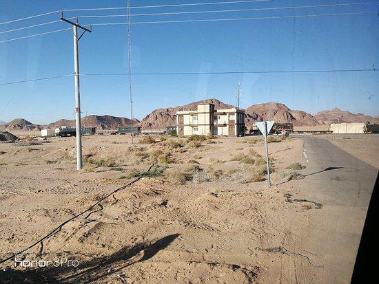 Akaba, Jordania: Новогодние каникулы в Акаба