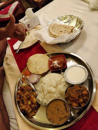 yummy Nepali food