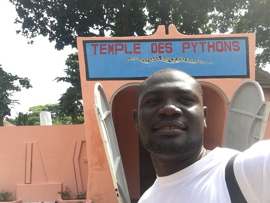 Join me to tour the Python Temple.