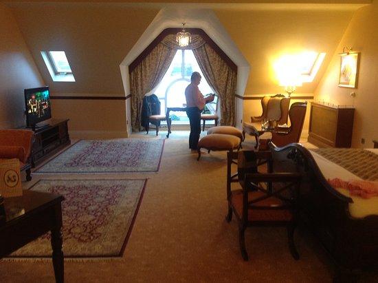 Interior - Harvey's Point Photo
