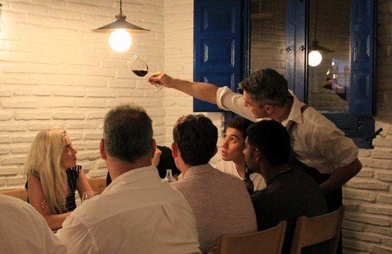 imagen Restaurante Zarabanda en Sevilla