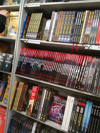 Downstairs in Forbidden Planet