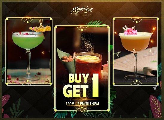 Tamarind - Hidden Cocktail Bar