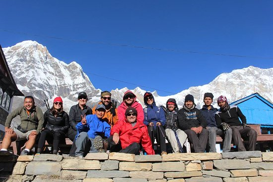 Nepal Climbing Adventure