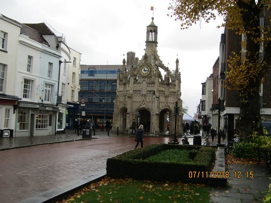 ‪Chichester's Market Cross‬