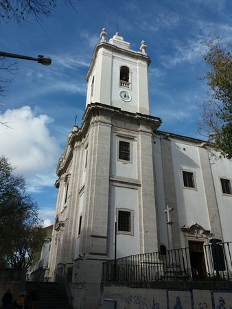 Igreja de Nossa Senhora do Amparo-LISBOA-BENFICA
