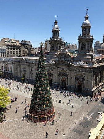 National Museum of History: Vista dalla torre