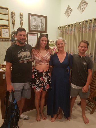 Family lovers Spa Two angel spa