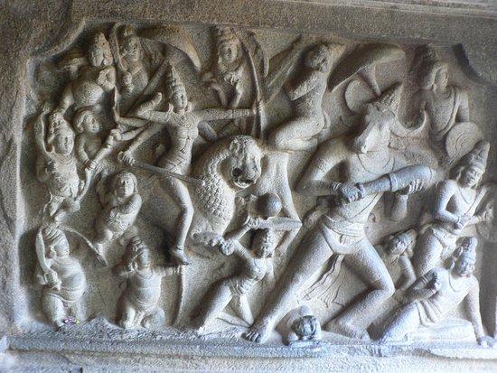 Mahishasuramardhini Mandapa