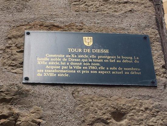 Galerie de la Tour de Diesse
