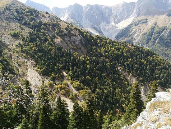 Trekking in Permet Region