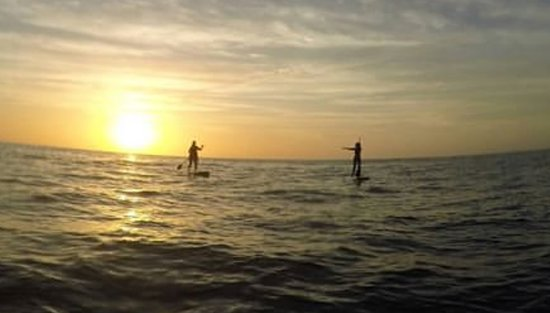 East Patchogue, Нью-Йорк: Awesome sunset paddle