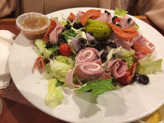 Bessemer City, NC: Antipasto Salad