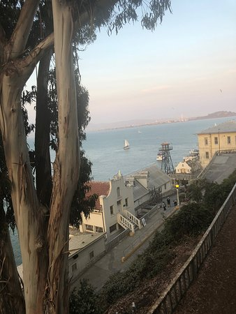 Alcatraz at night tour, a must see