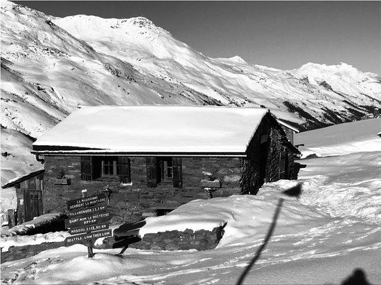 Val Thorens, França: Chalet