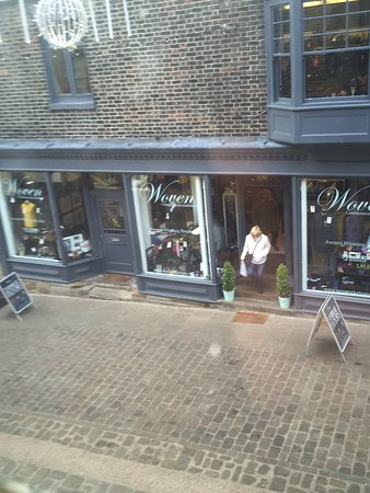 Chapters Tea Rooms and Kitchen: view