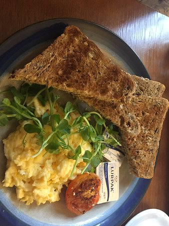 Chapters Tea Rooms and Kitchen: Artisan bread