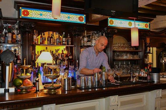 Il nostro barman