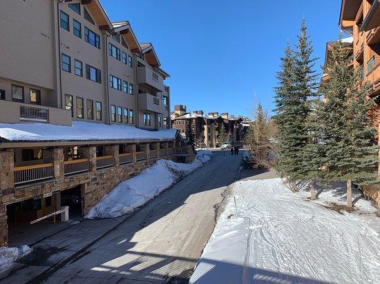 Deer Valley Resort: Resort area
