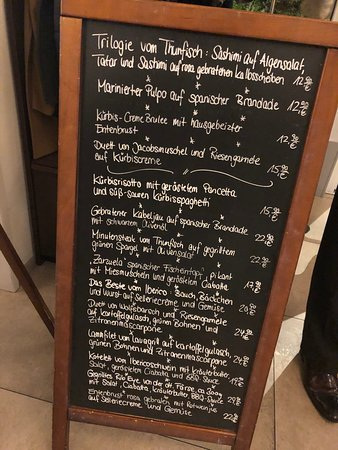 Bad Schwartau, ألمانيا: En härlig meny av godsaker