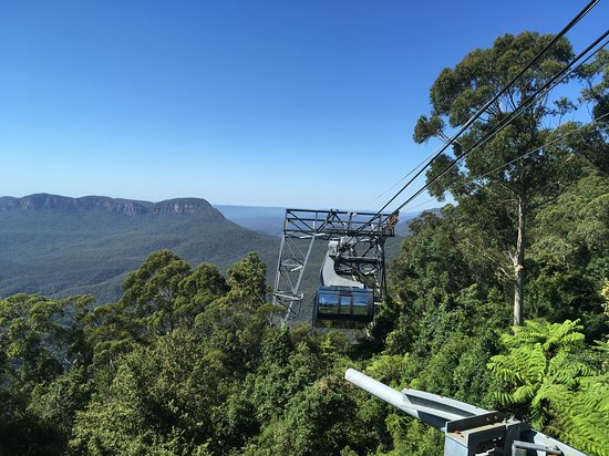 All Inclusive Blue Mountains Small-Group Day Trip from Sydney: Scenic world