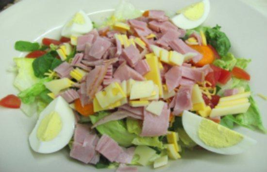 Berthoud, Колорадо: Chef Salad
