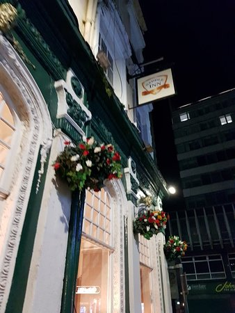 The Saddle: Great pub