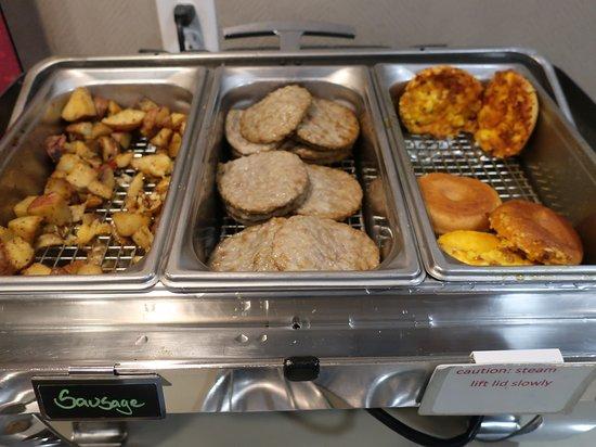 Artesia, NM: The sausage was good.