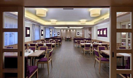 Sankt Valentin, Österrike: Speisesaal Hotel Wallner St. Valentin