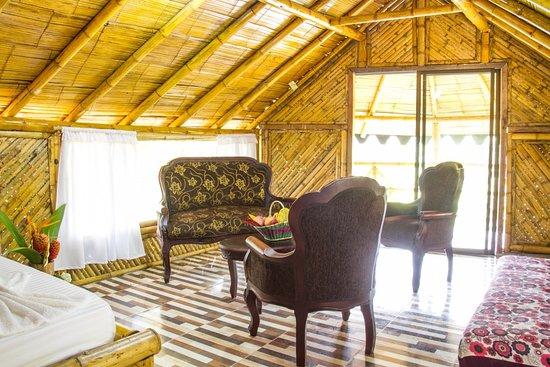 Cocorna, Kolumbia: Cabaña La Heliconia