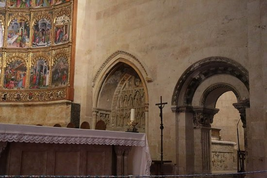 Old Cathedral (Catedral Vieja): Catedral Vieja de Salamanca  39