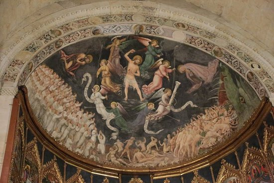 Old Cathedral (Catedral Vieja): Catedral Vieja de Salamanca  41