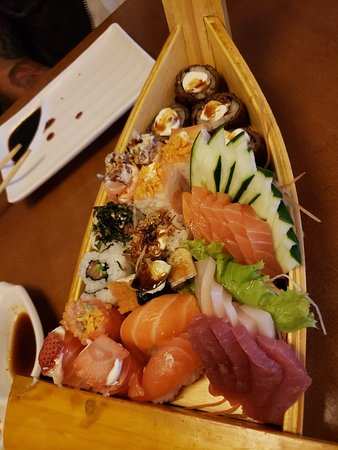 Ótimo restaurante japonês, atendimento atencioso.