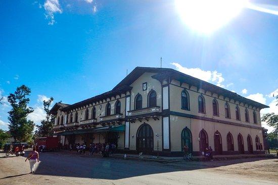 Terminal de Ferrocarriles de Moron