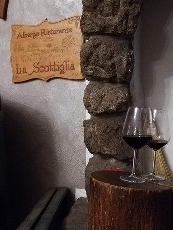 Seggiano, Italy: La Scottiglia