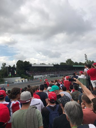 Weekend trip with the lads for the F1 Italy/monza
