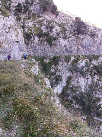 Муниципалитет Теверга, Испания: Desfiladero de las Xanas