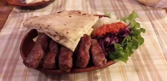 Jahorina, Bosnia and Herzegovina: cavapcici