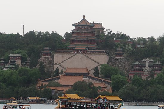 Palácio de Verão (Yiheyuan): summer palace