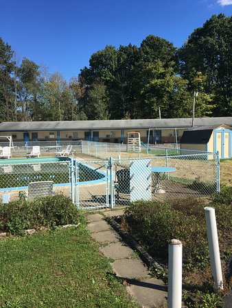 Conneaut Lake, PA: Nice pool