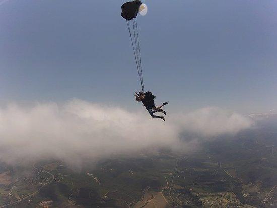 Barberton, África do Sul: Skydive Kruger