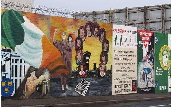 Xplore Belfast Murals